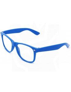 Brýle Wayfarer – světle modré obroučky