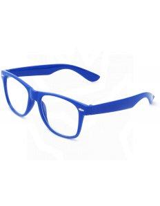 Brýle Wayfarer – tmavě modré obroučky