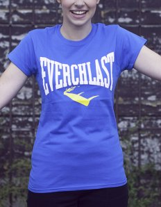 Dámské tričko s potiskem – Everchlast
