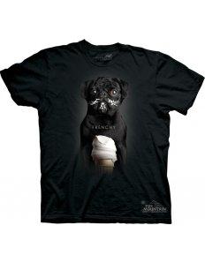 Dámské tričko se zvířecím potiskem (the mountain) Frenchy