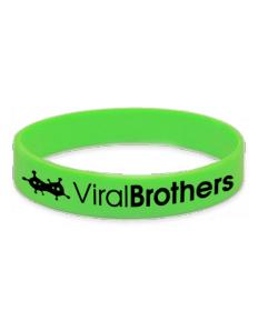 Náramek ViralBrothers - zelený