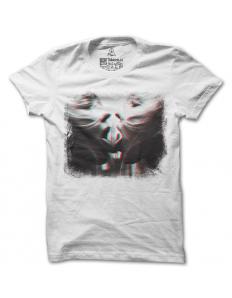 Pánské tričko s potiskem – 3D Girls