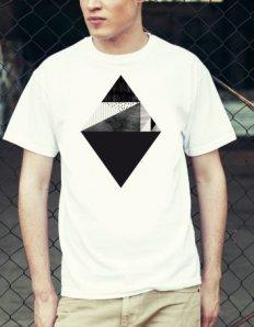 Pánské tričko s potiskem – Core