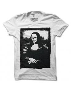 Pánské tričko s potiskem – Creepy