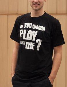 45822036a4a4 Pánské tričko s potiskem Professional pokemon hunter