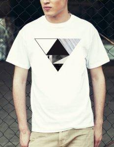 Pánské tričko s potiskem – Spike