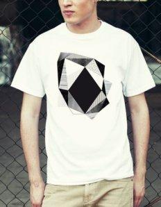Pánské tričko s potiskem – Stone