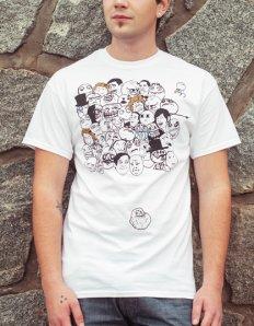 Pánské tričko s potiskem MEME – All Meme Faces