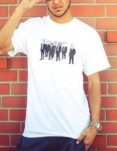 Pánské tričko s potiskem MEME – Meme gang