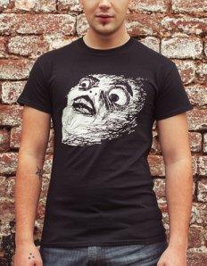 Pánské tričko s potiskem MEME - OMG Rage Face