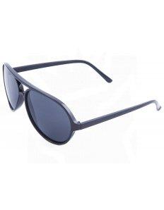 Sluneční brýle Aviator velké – černá skla