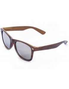 Sluneční brýle Wayfarer – hnědo černo matné
