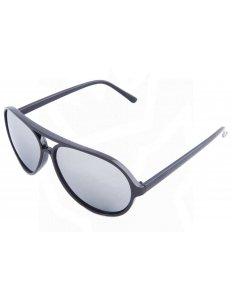 Sluneční brýle Aviator velké – stříbrná skla