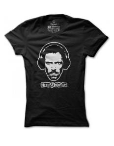 Pánské tričko s potiskem House Music