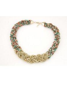 Dámský řetízek na krk Beads