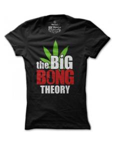 Dámské tričko s potiskem The big bong theory