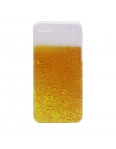 Kryt na mobilní telefon Beer – iPhone 5 – 5S