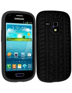 Kryt na mobilní telefon Black Trire – Samsung Galaxy S3 mini