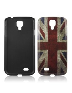 Kryt na mobilní telefon Britain – Samsung Galaxy S4