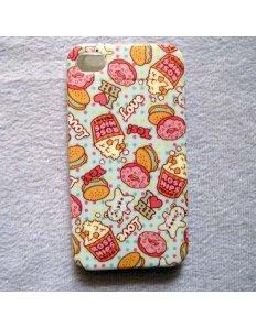 Kryt na mobilní telefon Candy – iPhone 4/4S