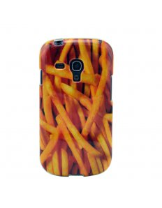 Kryt na mobilní telefon French fries – Samsung Galaxy S3 mini
