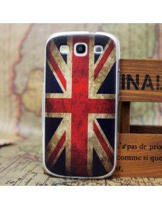 Kryt na mobilní telefon Great Britain – Samsung Galaxy S3