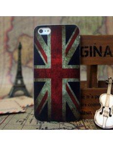 Kryt na mobilní telefon Great Britain – iPhone 5/5S