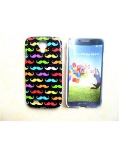 Kryt na mobilní telefon Moustache – Samsung Galaxy S4