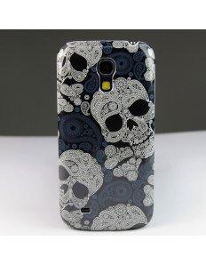 Kryt na mobilní telefon Ornament Skull – Samsung Galaxy S4 mini
