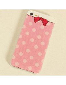 Kryt na mobilní telefon Red Bow – iPhone 5 – 5S