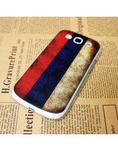 Kryt na mobilní telefon Russia – Samsung Galaxy S3