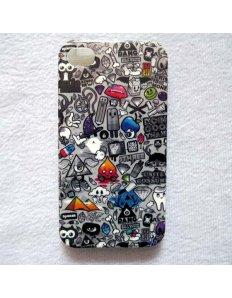 Kryt na mobilní telefon Street – iPhone 4 – 4S