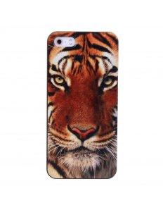 Kryt na mobilní telefon Tiger - iPhone 5/5S