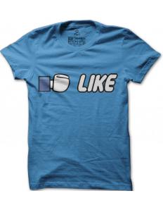 Pánské tričko s potiskem Like