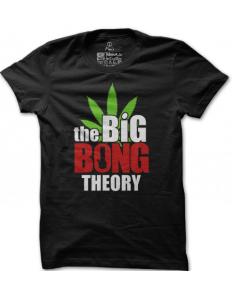 Pánské tričko s potiskem The big bong theory
