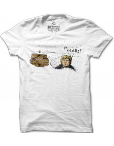 Pánské tričko s potiskem Winter is coming
