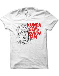 Pánské tričko s potiskem Pussy Zeman