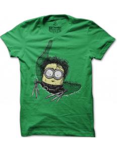 Pánské tričko s potiskem Střihoruký mimoň