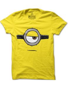 Pánské tričko s potiskem Smutný mimoň