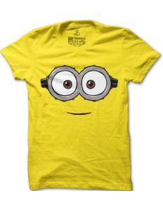 Pánské tričko s potiskem Veselý mimoň