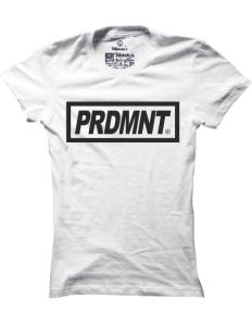Dámské tričko s potiskem PRDMNT