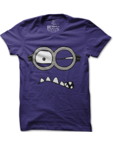 Pánské tričko s potiskem Rozzlobený mimoň