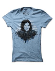 Pánské tričko s potiskem HoT Snow