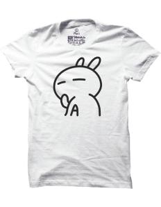 Pánské tričko s potiskem Bunny