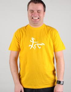 Pánské tričko s potiskem Japan
