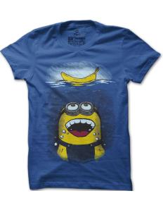 Pánské tričko s potiskem Mimoň čelisti