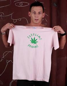 Pánské tričko s potiskem Zahulíme uvidíme