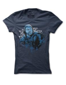 Dámské tričko s potiskem HoT Stark