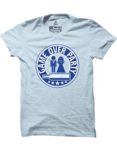 Pánské tričko s potiskem Support team