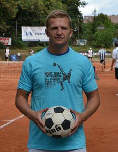 Pánské sportovní tričko Nohejbal – Nohejbal
